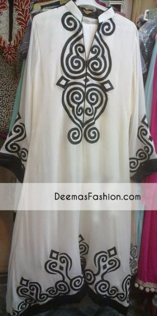 Latest Fashion Clothes Black White Designers Casual Dress