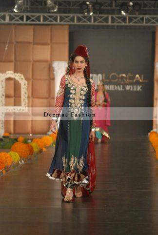 Latest Pakistani Fashion Anarkali Frock