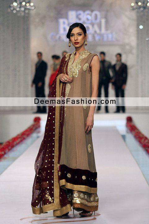 110bb198e1c8b4 Latest Eid Collection Multiple Panel Formal Wear Dress - Latest ...
