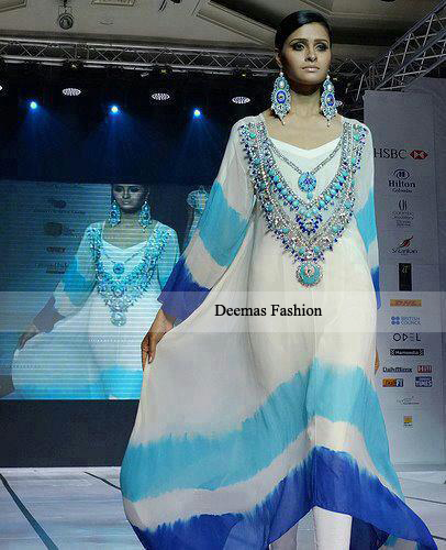 Pakistani Formal Collection 3 Tone Aline Shirt Trouser