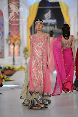 Pink-fully-embroidered-shirt-and-fawn-sharara