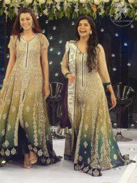 Triple-tone-fully-embellished-front-open-pishwas
