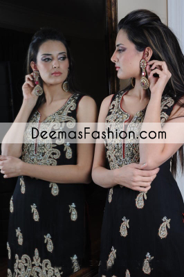 black-heavy-formal-party-dress1