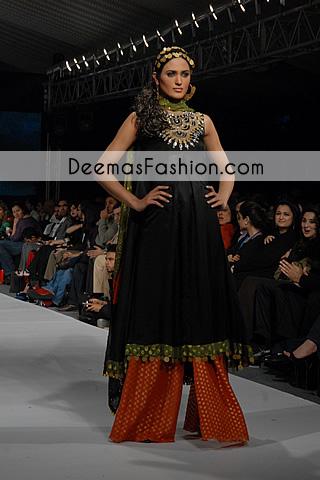 black-rust-party-wear-formal-dress1