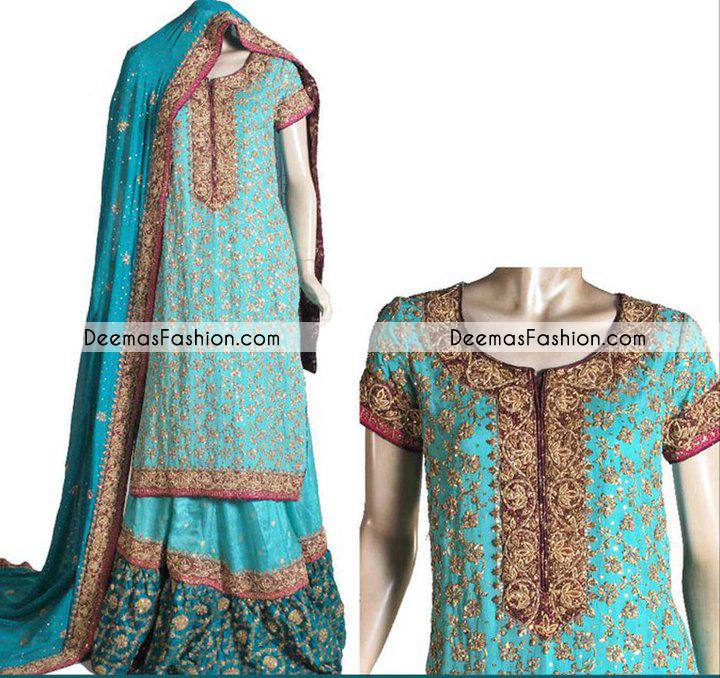 ferozi-green-bridal-wear-lehnga1