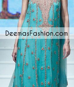 ferozi party wear formal anarkali pishwas churidar dress