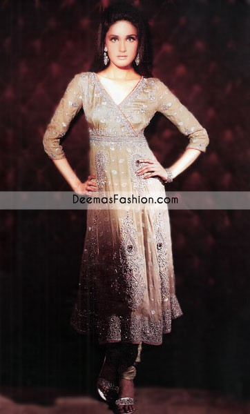 Light Brown Andrakha Style
