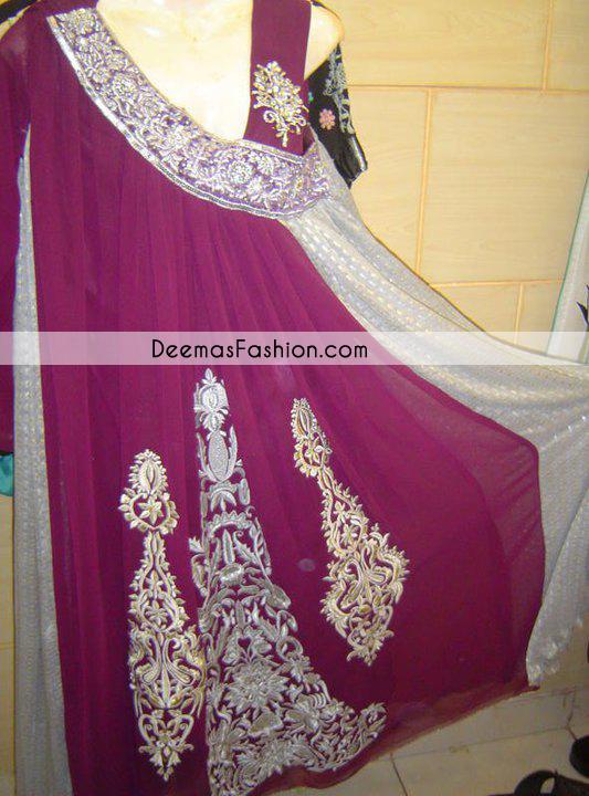 magenta-casual-wear-andrakha-style-dress1