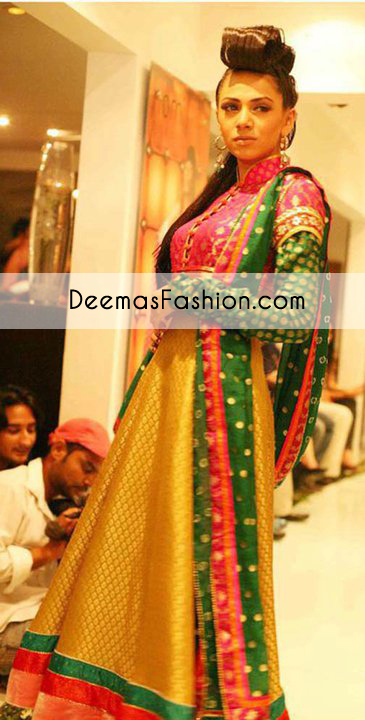 muli-bridal-mehndi-wear-frock-churidar1