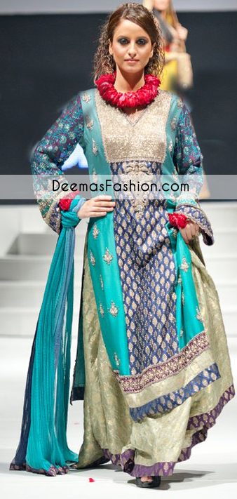 Multi Bridal Wear Lehnga