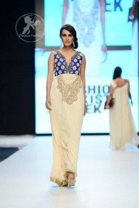 offwhite-Maxi-with-royal-blue-banarsi-bodice